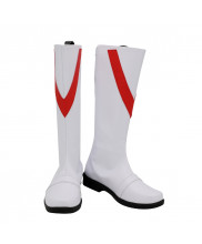 Sun Vulcan Shoes Cosplay Super Sentai Series Taiyo Sentai Men Boots
