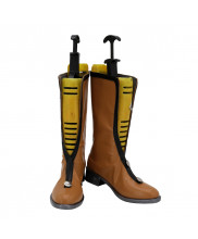 Jolyne Cujoh Kujo Shoes Cosplay JoJo's Bizarre Adventure Long Boots