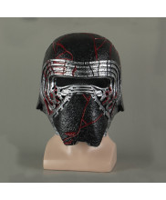 Kylo Ren Helmet Prop Cosplay Replica Mask Star Wars 9 The Rise of Skywalker