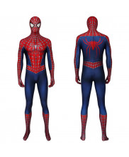 Spider-Man 2 Costume Cosplay Jumpsuit Peter Parker 3D Printed
