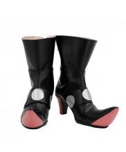 Pokemon Sword & Shield Marnie Shoes Cosplay Women Boots