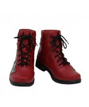 Tifa Lockhart Shoes Cosplay Final Fantasy VII Remake Women Boots Ver 1