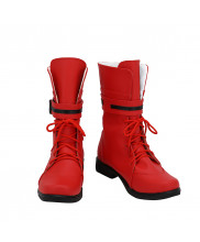 Final Fantasy VII Remake Tifa Lockhart Shoes Cosplay Women Boots