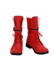 Final Fantasy VII Remake Tifa Lockhart Shoes Cosplay Women Boots