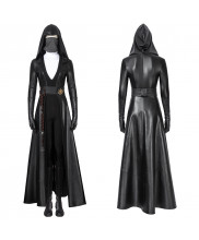 Sister Night Costume Cosplay Suit Angela Abar Watchmen Season 1 Adult