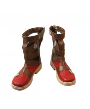 Shulk Shoes Cosplay Xenoblade Chronicles Men Boots