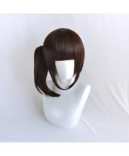 Demon Slayer Kimetsu No Yaiba Kanao Tsuyuri Cosplay Wig Brown Hair