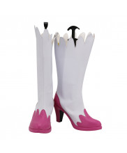 Cure Miracle Shoes Cosplay Asahina Mirai Pretty Cure Precure Women Boots