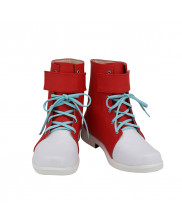 JoJo's Bizarre Adventure Ghiaccio Shoes Cosplay Men Boots