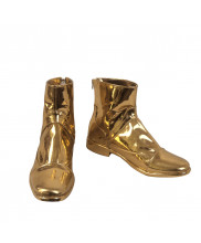 Virgo Shaka Shoes Cosplay Gold Saints Saint Seiya Men Boots