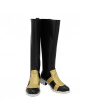 JoJo's Bizarre Adventure Guido Mista Shoes Cosplay Long Boots
