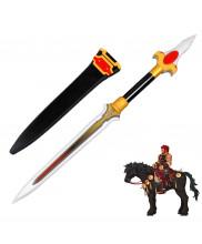 Fate Grand Order Iskandar Sword Cosplay Prop