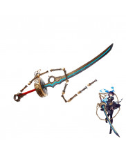 SINoALICE Alice Sword with Chain Cosplay Prop