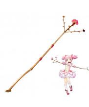 Puella Magi Madoka Magica Kaname Madoka Flower Longbow PVC Cosplay Prop