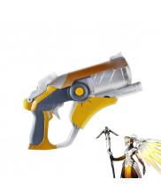 OW Overwatch Mercy Angela Ziegler Gun Cosplay Prop
