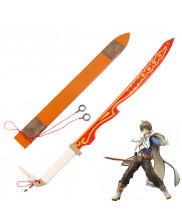 Tales of Zestiria Sorey Ceremonial Sword PVC Cosplay Prop