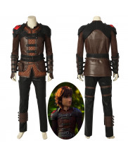 How To Train Your Dragon The Hidden World Hiccup Cosplay Costume