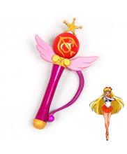 Sailor Moon Venus Minako Aino Transformation Magic Wand Cosplay Prop Version 1