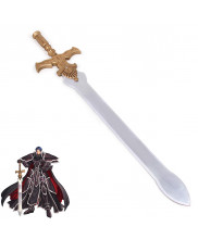 Fire Emblem Zelgius Golden Sword PVC Cosplay Prop
