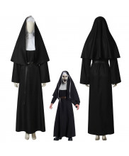 The Nun Valak Demon Nun Scary Cosplay Costume
