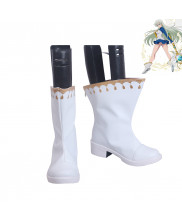 The Seven Deadly Sins Elizabeth Liones Cosplay Shoes Women Boots