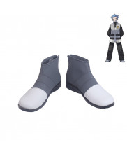 Pokemon Poketto Monsuta Cyrus Prism Star Cosplay Shoes Men Boots