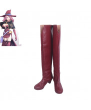 Black Clover Vanessa Enoteea Cosplay Shoes Women Boots