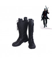 Devil May Cry 5 DMC Nero Cosplay Shoes Men Boots
