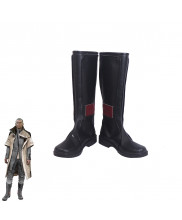 Detroit Become Human Markus Cosplay Shoes Men Boots Version 1