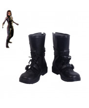 Alita Battle Angel Alita Cosplay Shoes Women Boots