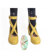 BanG Dream Pastel Palettes Shirasagi Chisato Cosplay Shoes Women Boots