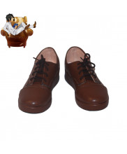 The Promised Neverland Ray Norman Cosplay Shoes Men Boots