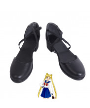 Sailor Moon Tsukino Usagi Cosplay Shoes Women Boots