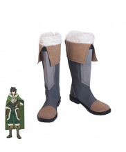 The Rising of the Shield Hero Naofumi Iwatani Cosplay Shoes Men Boots