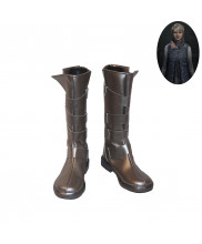 Detroit: Become Human Kara Cosplay Shoes Women's Long Boots