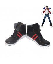 Division Rap Battle Hypnosis Mic DRB Ichiro Yamada Cosplay Shoes Men Boots