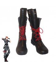Division Rap Battle Hypnosis Mic DRB Mason Rio Busujima Cosplay Shoes Men Boots