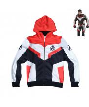 Avengers Endgame Quantum Realm Hoodies Jacket Cosplay Costume