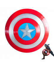 Captain America Steve Rogers Shield Cosplay Prop ABS Plastic