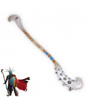 How to Train Your Dragon 2 Valka Cane Stick Cosplay Prop