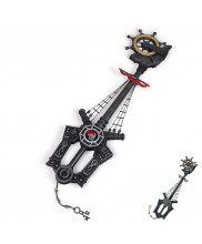 Kingdom Hearts III The Caribbean The Wheel of Fate Keyblade Cosplay Prop