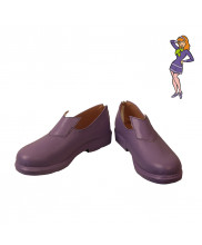 Scooby-Doo Mystery Incorporated Daphne Blake Cosplay Shoes Women Boots Version 1