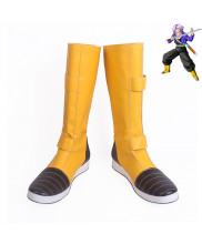 Dragon Ball Z Future Trunks Mirai no Torankusu Cosplay Shoes Men Boots