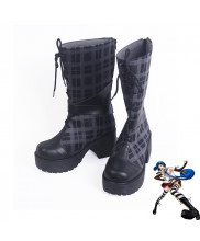 Persona4 The Golden P4G Marie Mariko Kusumi Cosplay Shoes Women Boots