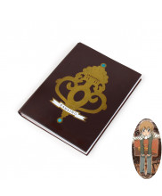 HITMAN REBORN! Futa The Ranking Book Cosplay Prop