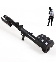 Devil May Cry V DMC 5 Lady Mary Weapon Cosplay Prop