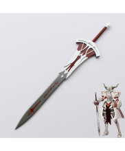 Fate Grand Order Fate/Apocrypha Saber of Red Mordred Sword Cosplay Prop