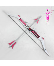 Mighty Morphin Power Rangers Pink Ranger Mei Bow Arrow Cosplay Prop