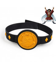 Dragon Ball Mr. Satan Hercule Belt Cosplay Prop