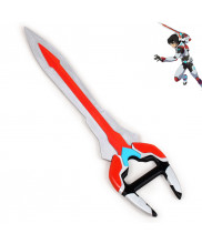 Voltron: Defender of the Universe Keith Sword Replica Cosplay Prop